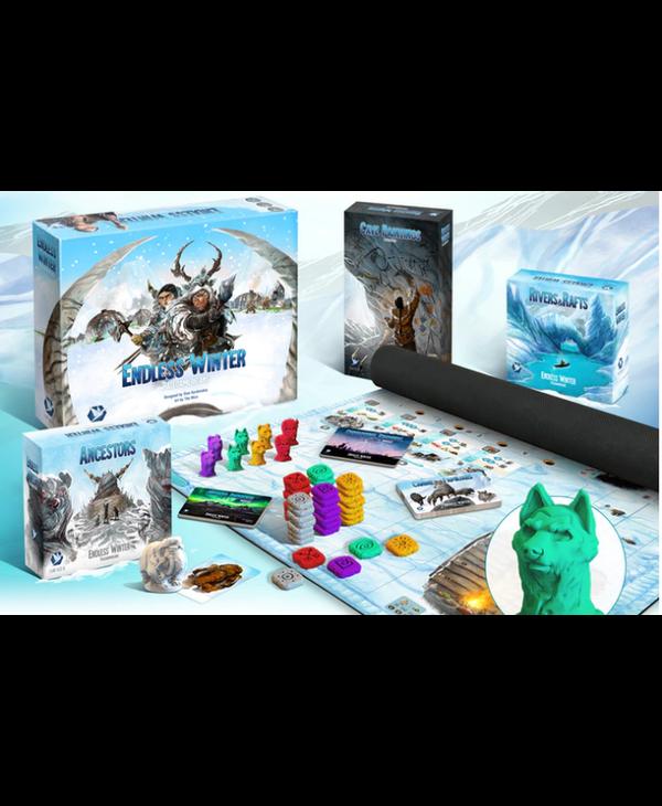 Endless Winter: Chief (FR) (Kickstarter) Date estimée: Decembre 2021