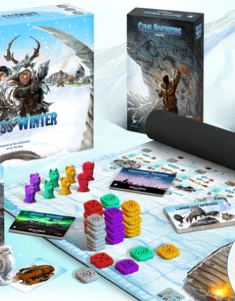 Fantasia Games Endless Winter: Chief (FR) (Kickstarter) Date estimée: Decembre 2021