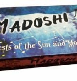 DPH Games Précommande: Madoshi: Priests Of The Sun And  Moon (EN)
