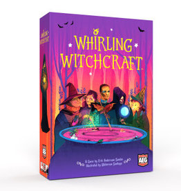 Alderac Entertainment Group Whirling Witchcraft (EN)