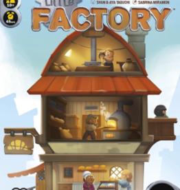 Iello Précommande: Little Factory (EN)