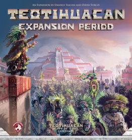 Board&Dice Teotihuacan: Ext. Period (EN)