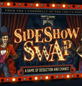 Games by Bicycle Précommande: Sideshow Swap (EN)