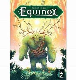 Plan B Précommande: Equinox (vert) (ML) 25 juin 2021