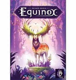 Plan B Précommande: Equinox (mauve) (ML) 25 juin 2021