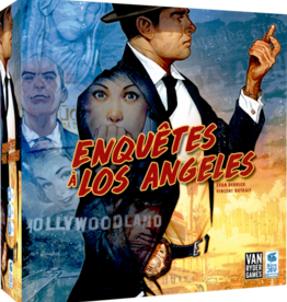 La Boite De jeu Enquêtes À Los Angeles: Saison 1 (FR)