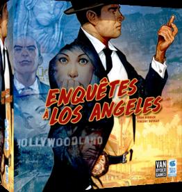 La Boite De jeu Précommande: Enquêtes À Los Angeles: Saison 1 (FR)