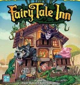 CMON Limited Fairy Tale Inn (EN)