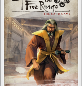 Fantasy Flight Games Legend of the Five Rings LCG: Peace At Any Cost (EN)