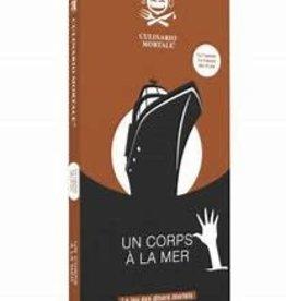 Culinario Mortale Un Corps À La Mer (FR)