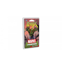 Fantasy Flight Games Précommande: Marvel Champions: Le Jeu De Cartes: Drax Hero Pack (FR)
