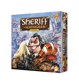 Funforge Précommande: Sheriff Of Nottingham (FR)