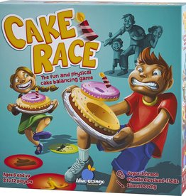 Blue Orange Games Précommande: Cake Race (ML)