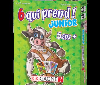 6 Qui Prend ! Junior (FR)