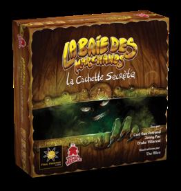 Super Meeple Précommande: La Baie Des Marchands: Ext. La Cachette Secrète (FR)