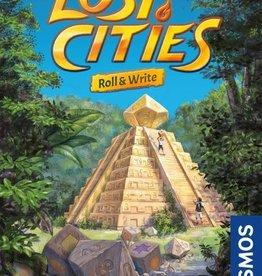 Thames & Kosmos Lost Cities: Roll & Write (EN)