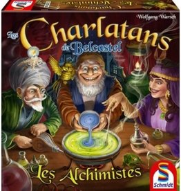 Schmidt Spiele Les Charlatans De Belcastel: Les Alchimistes (FR)