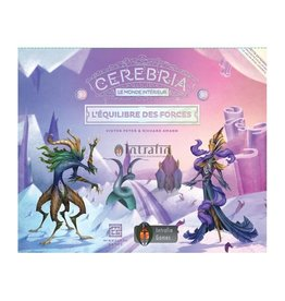 Intrafin Games Précommande:  Cerebria: Ext. L'Équilibre Des Forces (FR)