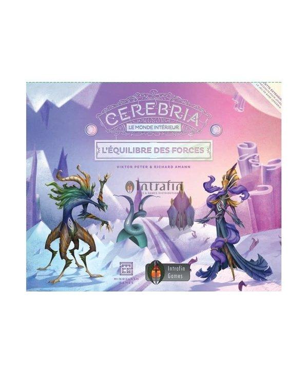 Cerebria: Ext. L'Équilibre Des Forces (FR)