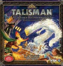 Matagot Précommande: Talisman: Ext. The City (FR)
