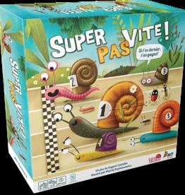 MJ Games Précommande: Super Pas Vite (FR)
