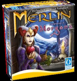 Queen Games Merlin: Ext. Morgana (EN)