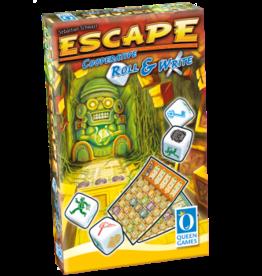 Queen Games Précommande: Escape: Roll And Write (EN)