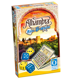 Queen Games Alhambra: Roll And Write (EN)