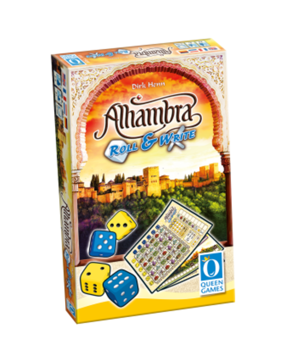 Alhambra: Roll And Write (EN)
