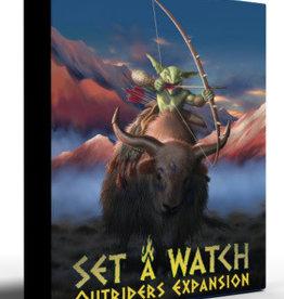Rock Manor Games Précommande: Set A Watch: Ext. Outriders (EN)