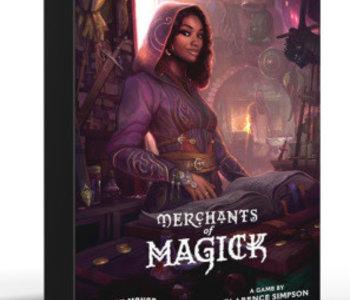 Précommande: Merchants Of Magick: A Set A Watch Tale (EN)