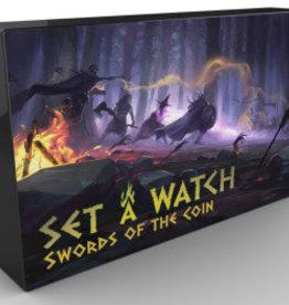 Rock Manor Games Précommande: Set A Watch: Swords Of The Coin (EN)