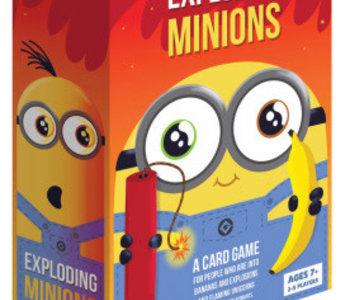 Exploding: Minions (EN)