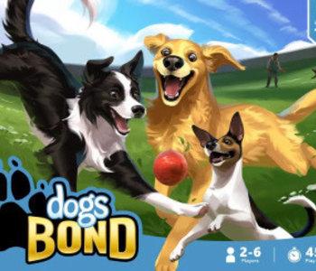 Précommande: Dogs Bond (EN)