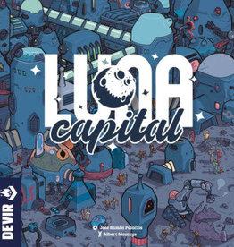 Devir Games Précommande: Luna Capital (EN)
