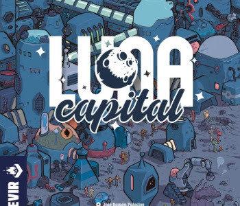 Précommande: Luna Capital (EN)
