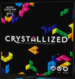 Games by Bicycle Précommande: Crystallized (EN)