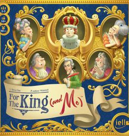 Iello Précommande: For The King (And Me) (EN)