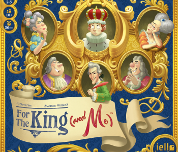 Précommande: For The King (And Me) (EN)