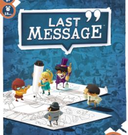 Iello Précommande: Last Message (EN)