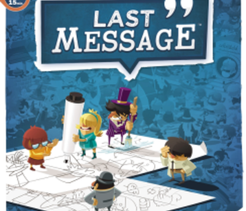 Précommande: Last Message (EN)