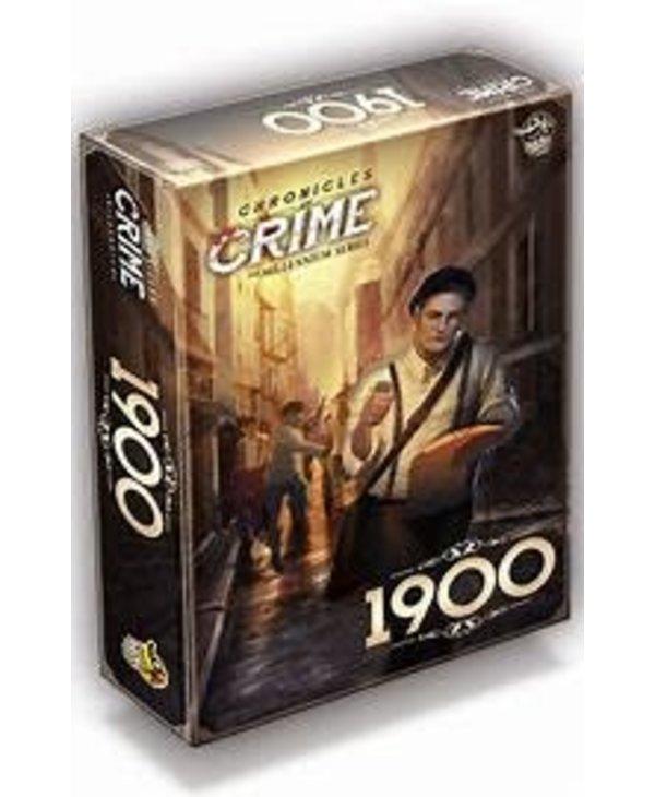 Chronicles Of Crime: 1900 (EN)