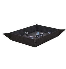Ultra pro Précommande: UP Dice Foldable Rolling Tray Black