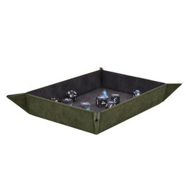 Ultra pro Précommande: UP Dice Foldable Rolling Tray Emerald