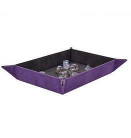Ultra pro Précommande: UP Dice Foldable Rolling Tray Amethyst