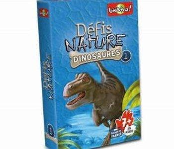 Défis Nature: Dinosaures (FR)