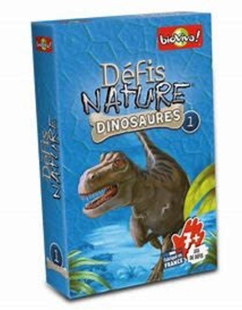 Bioviva Défis Nature: Dinosaures (FR)