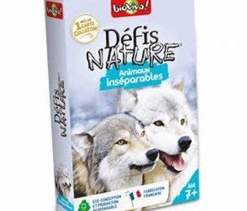 Défis Nature: Animaux Inséparables (FR)