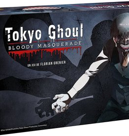 Don't Panic Games Tokyo Ghoul: Bloody Masquerade (FR) boite endommagée