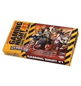 CMON Limited Zombicide: Gaming Night Kit #1 (ML)